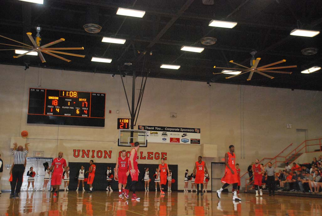 10th MBB vs. Boyce Photo