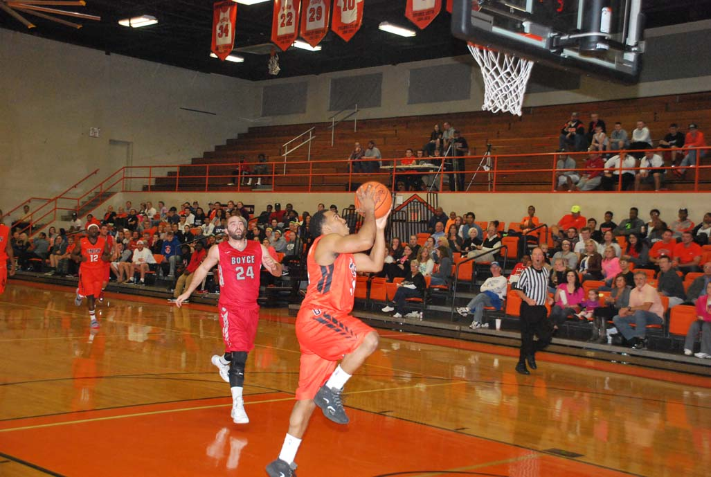 12th MBB vs. Boyce Photo
