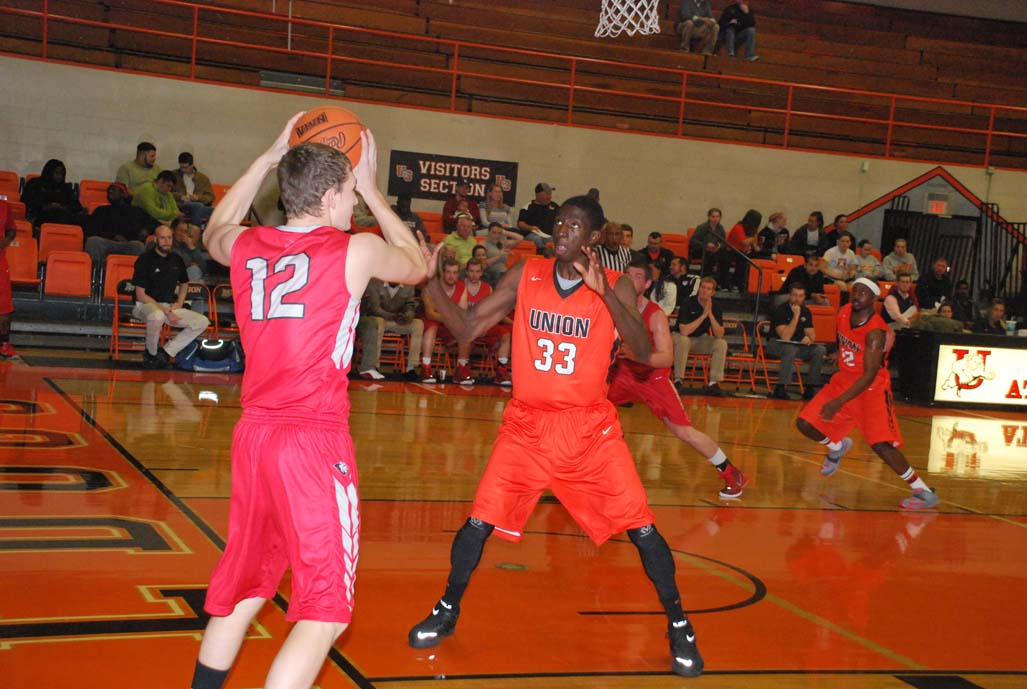 16th MBB vs. Boyce Photo