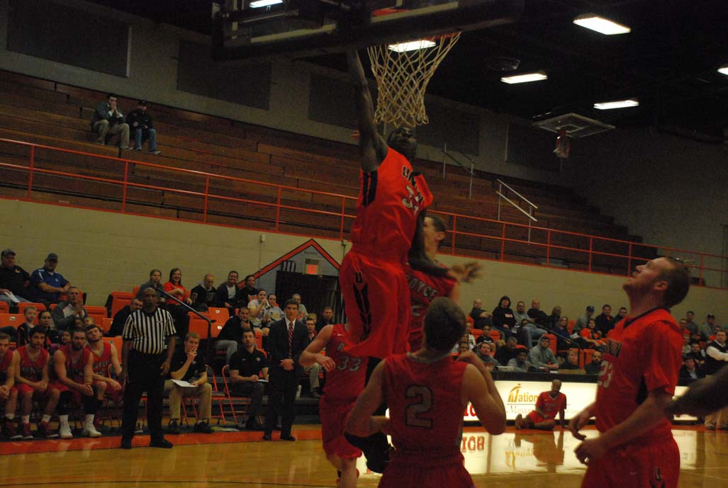 19th MBB vs. Boyce Photo