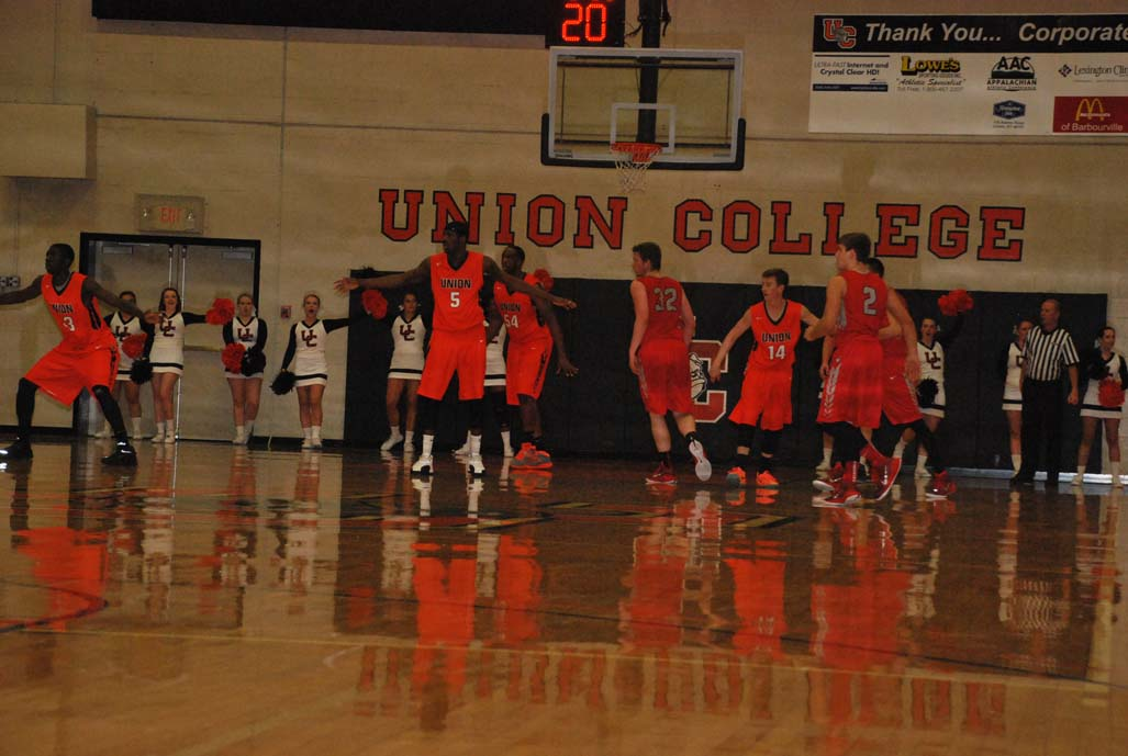 21st MBB vs. Boyce Photo