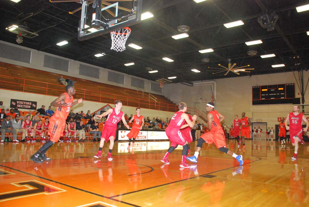 22nd MBB vs. Boyce Photo