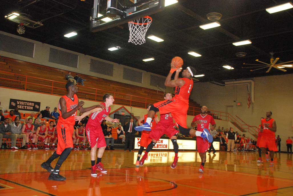 23rd MBB vs. Boyce Photo