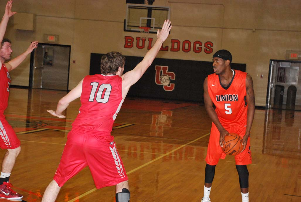 26th MBB vs. Boyce Photo