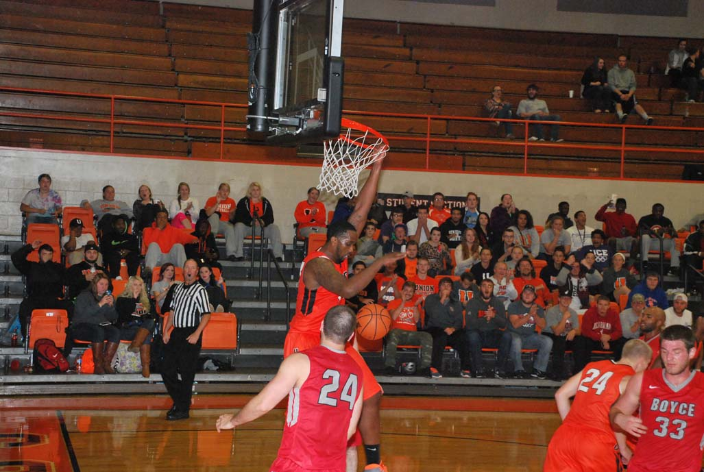 28th MBB vs. Boyce Photo