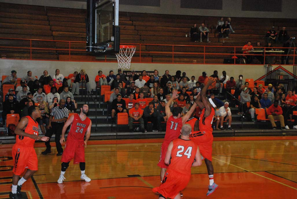 31st MBB vs. Boyce Photo