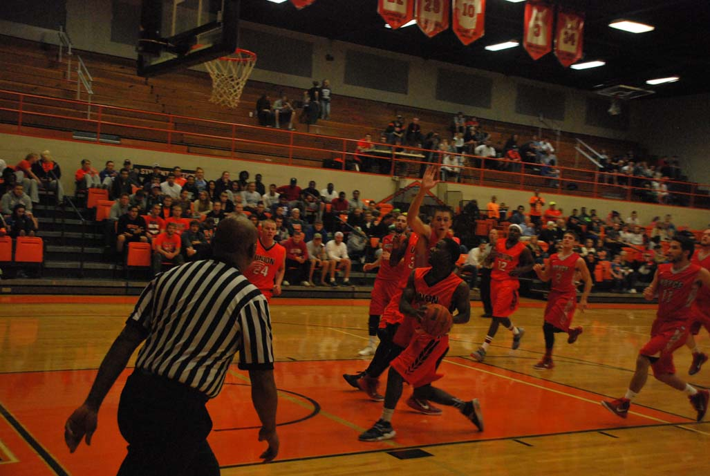 32nd MBB vs. Boyce Photo