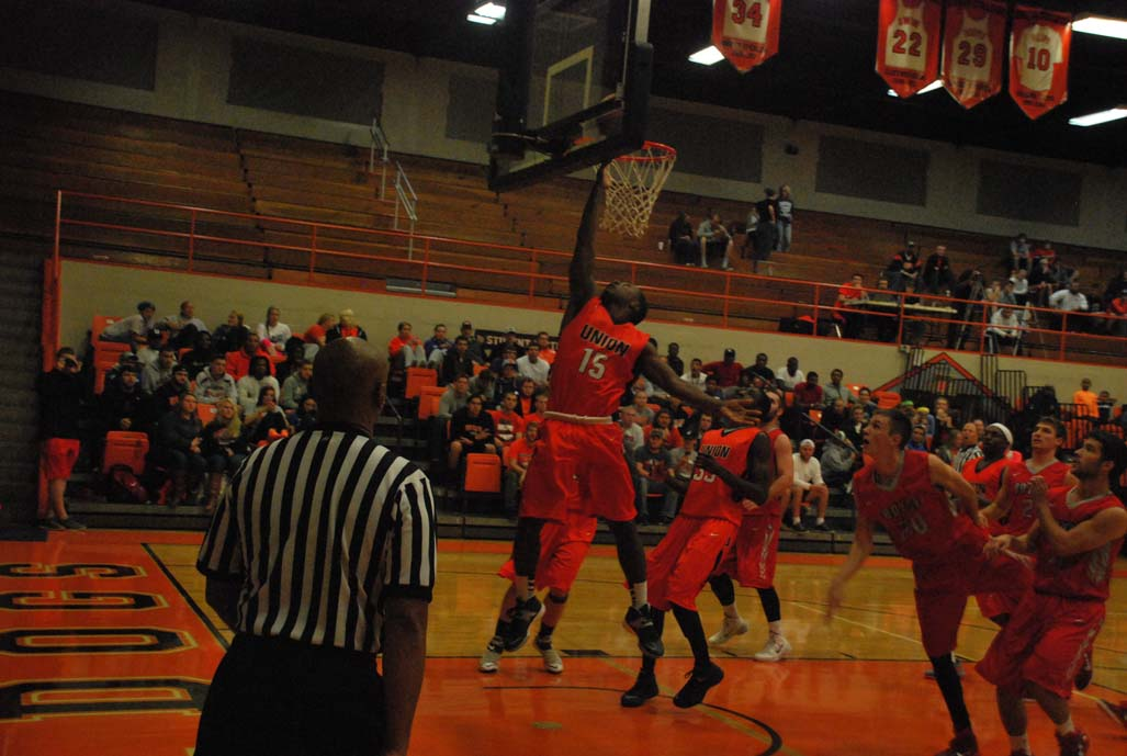 33rd MBB vs. Boyce Photo