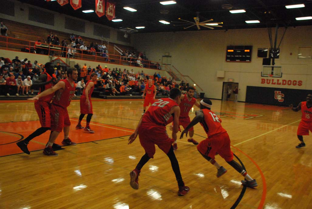 34th MBB vs. Boyce Photo
