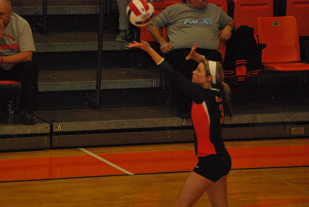 3rd VB vs. Cumberlands Photo