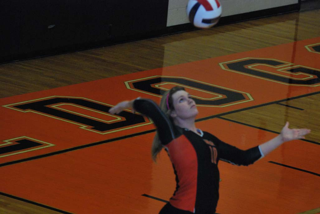 5th VB vs. Cumberlands Photo