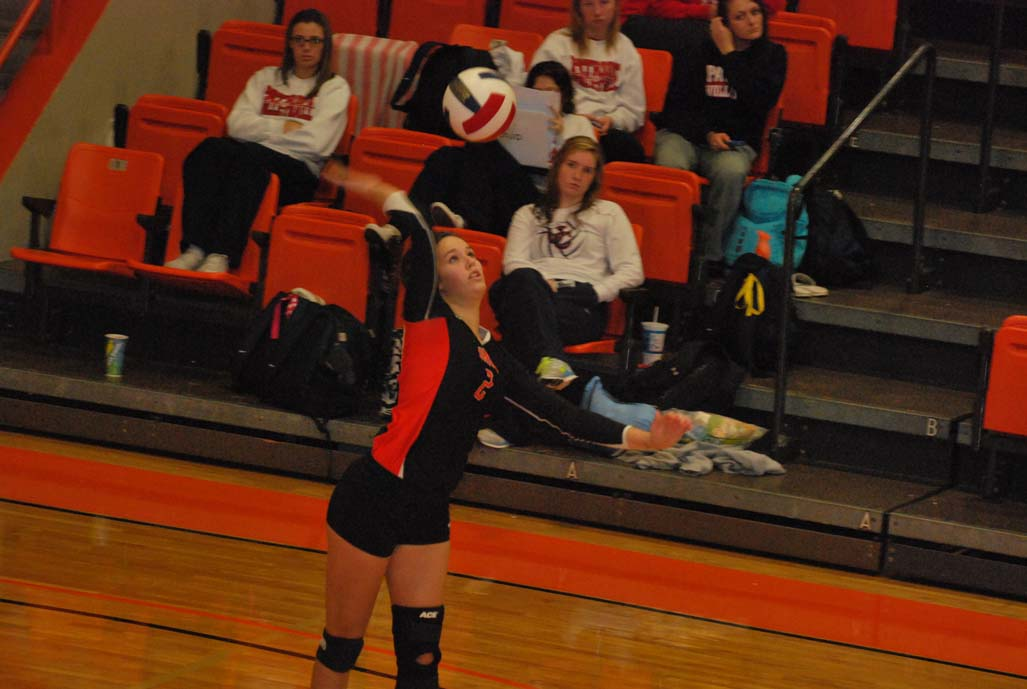 6th VB vs. Cumberlands Photo