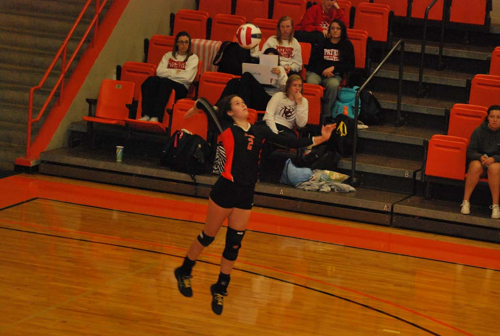 8th VB vs. Cumberlands Photo