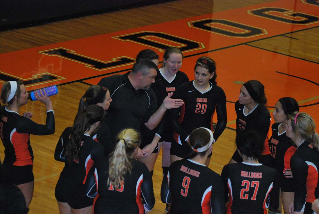 12th VB vs. Cumberlands Photo