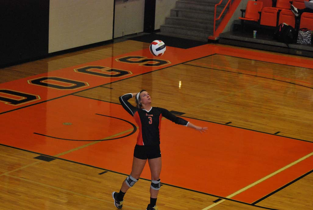 14th VB vs. Cumberlands Photo