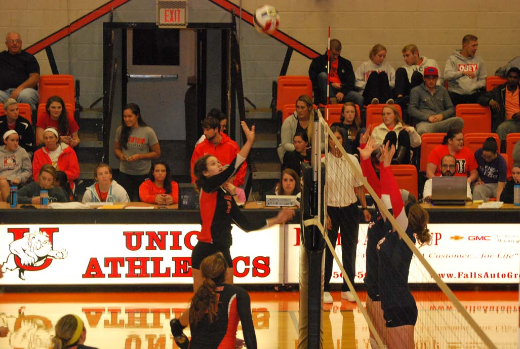 15th VB vs. Cumberlands Photo