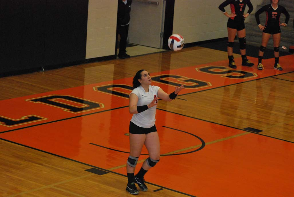 18th VB vs. Cumberlands Photo