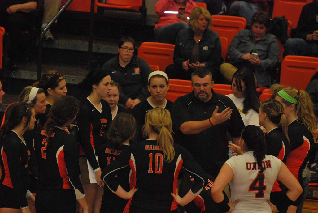 22nd VB vs. Cumberlands Photo
