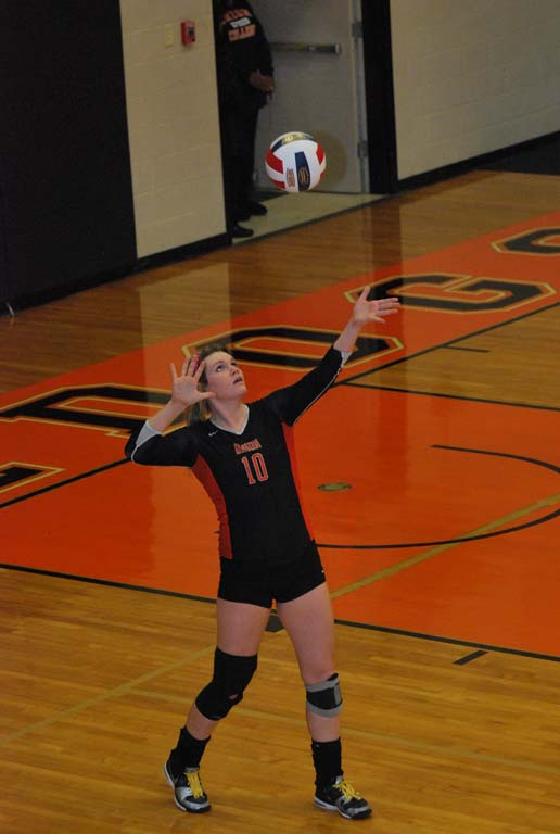 25th VB vs. Cumberlands Photo