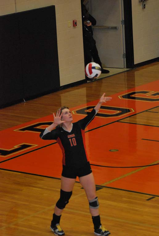 26th VB vs. Cumberlands Photo