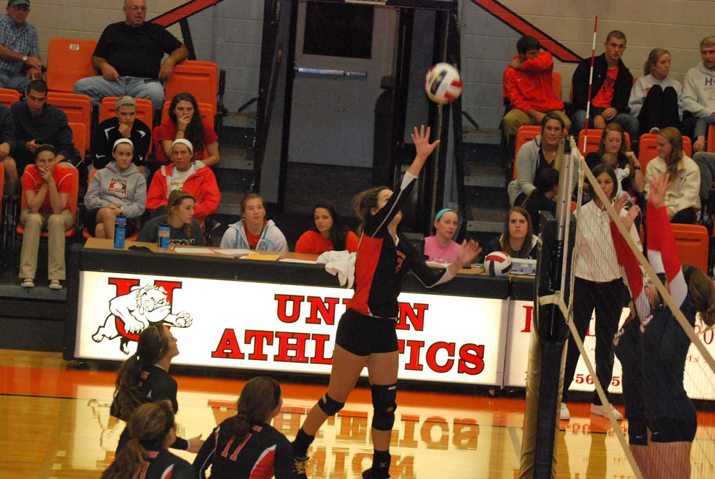 28th VB vs. Cumberlands Photo
