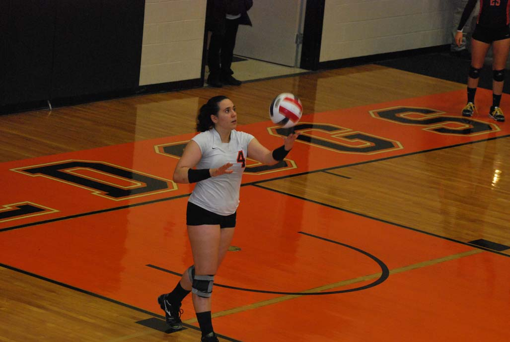 31st VB vs. Cumberlands Photo