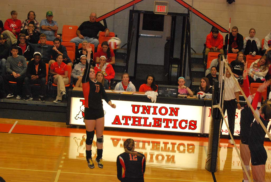 32nd VB vs. Cumberlands Photo