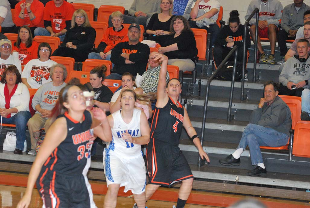 3rd WBB vs. Midway Photo