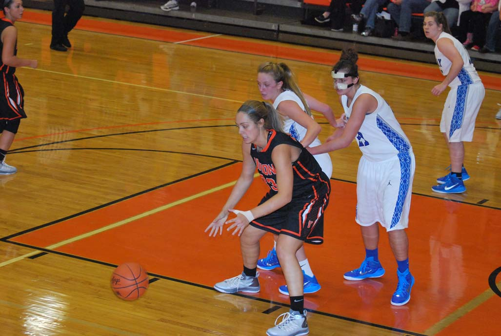 5th WBB vs. Midway Photo