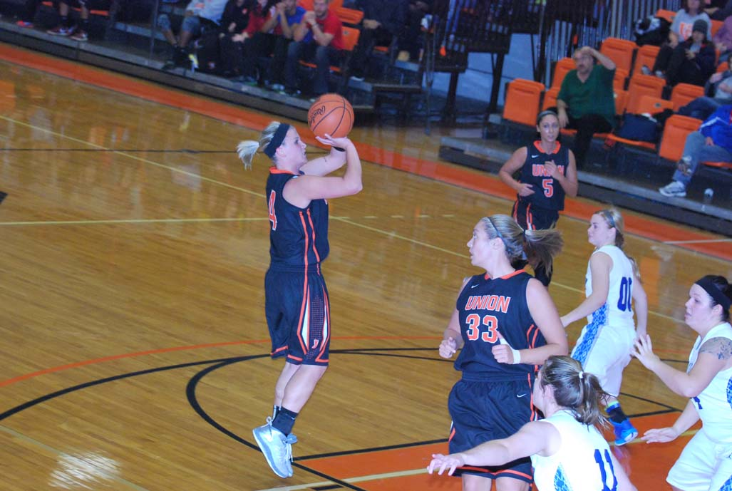 10th WBB vs. Midway Photo