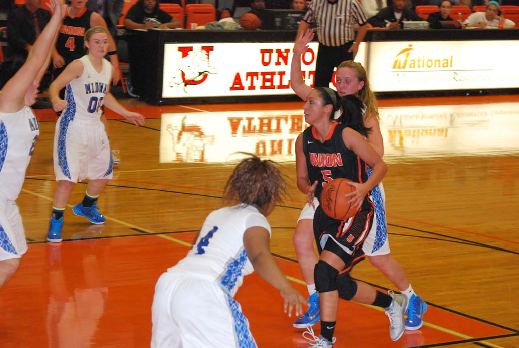 14th WBB vs. Midway Photo