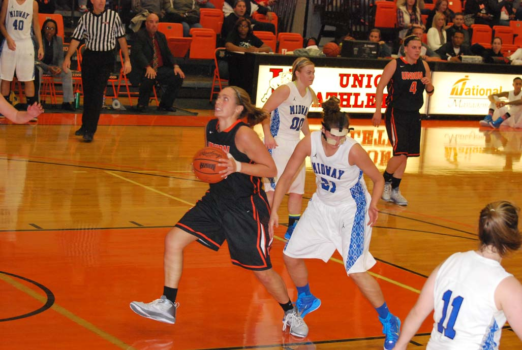 19th WBB vs. Midway Photo