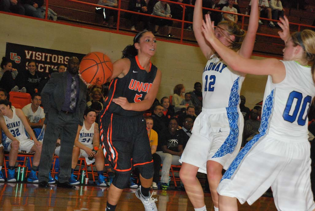 20th WBB vs. Midway Photo