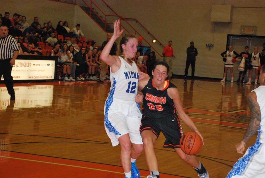 21st WBB vs. Midway Photo