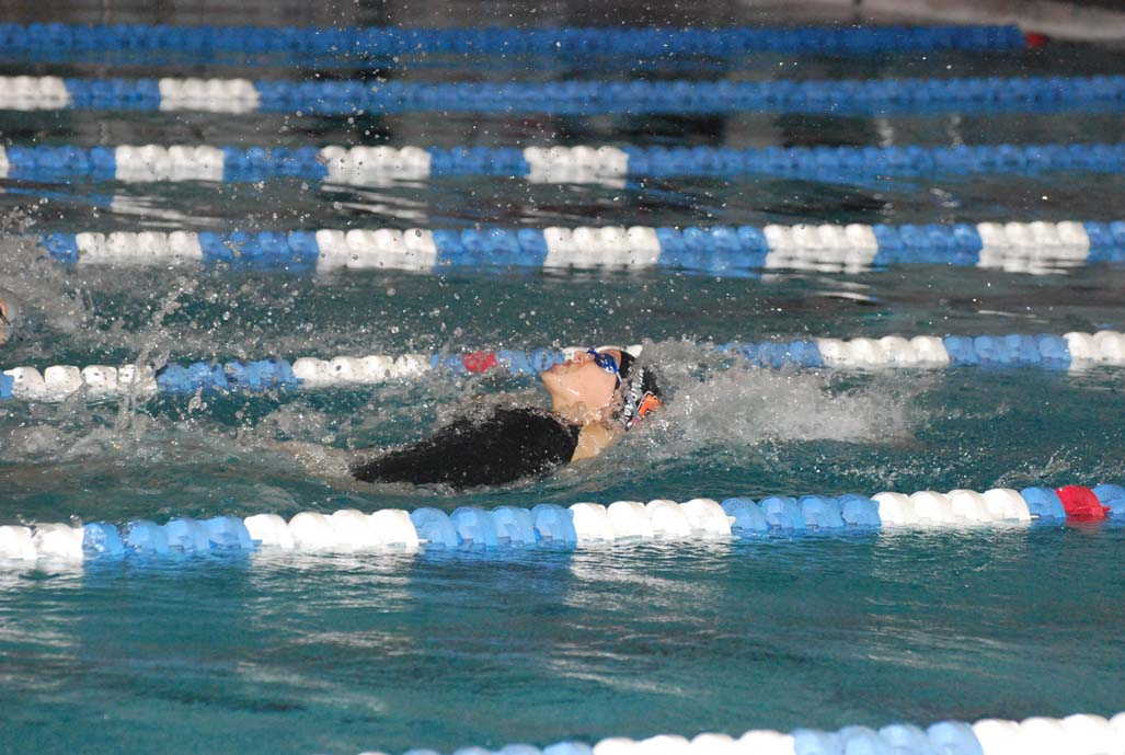 2nd MW Swim vs. Lindsey Wilson & Campbellsville Photo