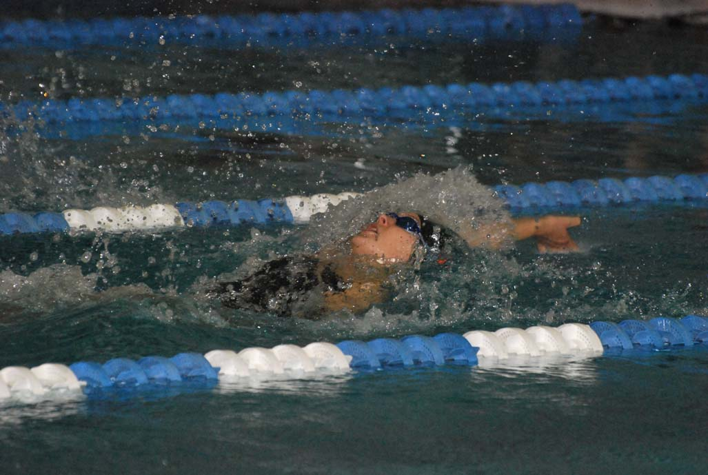 3rd MW Swim vs. Lindsey Wilson & Campbellsville Photo