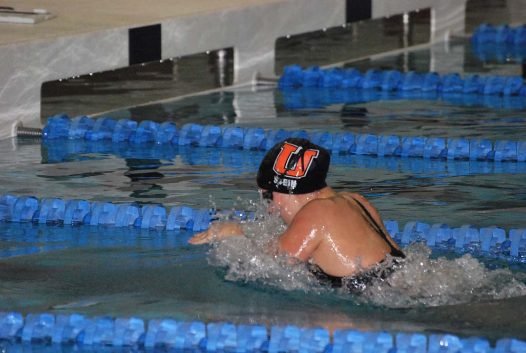 4th MW Swim vs. Lindsey Wilson & Campbellsville Photo