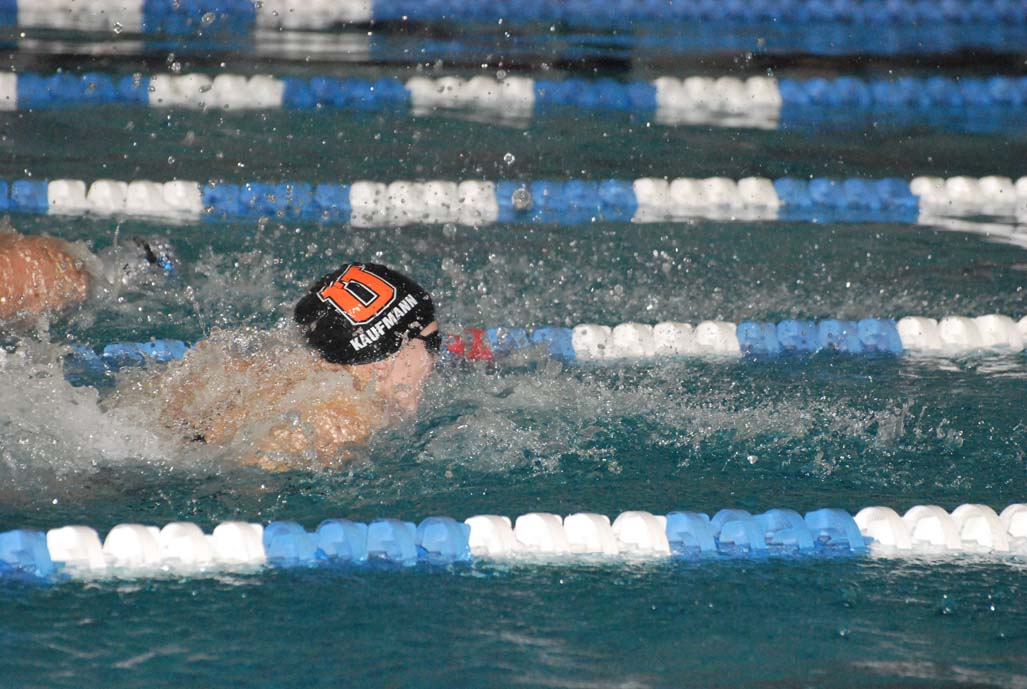 5th MW Swim vs. Lindsey Wilson & Campbellsville Photo