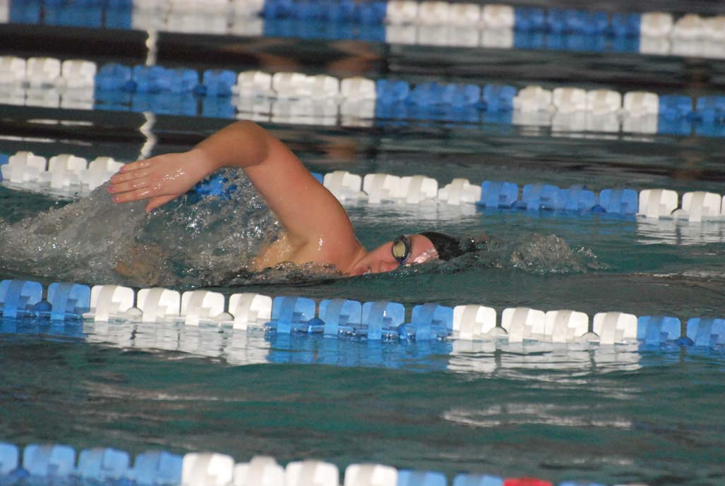 6th MW Swim vs. Lindsey Wilson & Campbellsville Photo