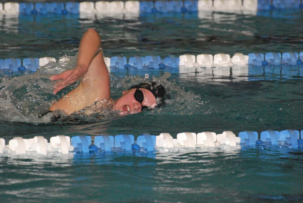 11th MW Swim vs. Lindsey Wilson & Campbellsville Photo