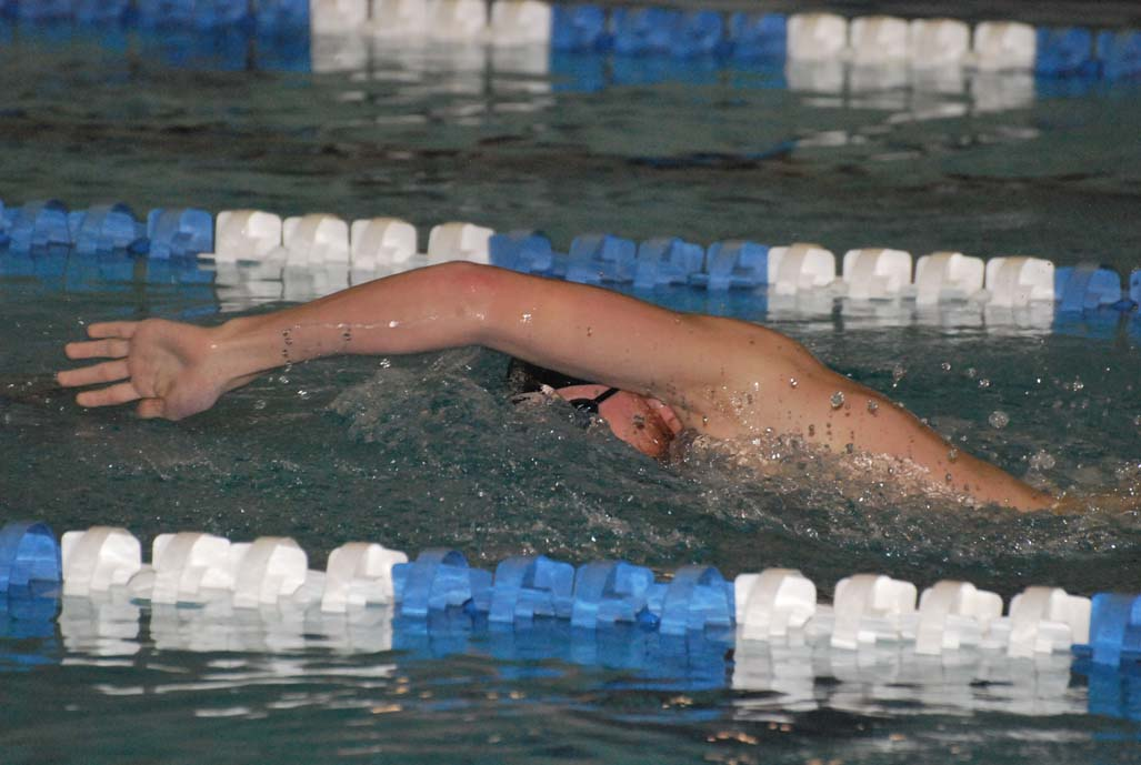 12th MW Swim vs. Lindsey Wilson & Campbellsville Photo