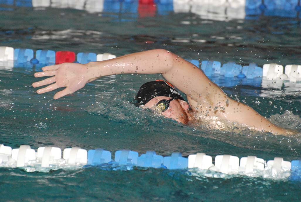 13th MW Swim vs. Lindsey Wilson & Campbellsville Photo