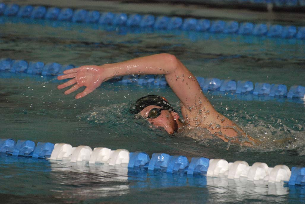 16th MW Swim vs. Lindsey Wilson & Campbellsville Photo