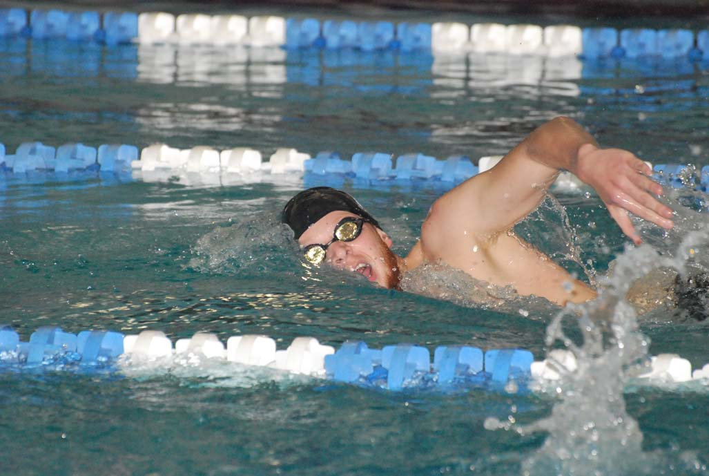 17th MW Swim vs. Lindsey Wilson & Campbellsville Photo