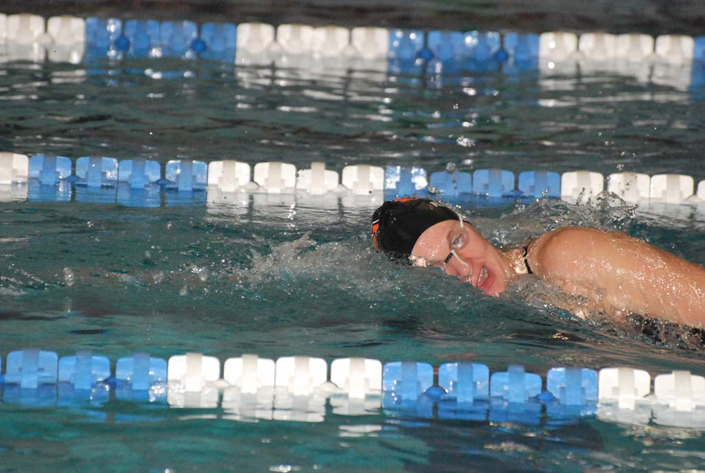 20th MW Swim vs. Lindsey Wilson & Campbellsville Photo