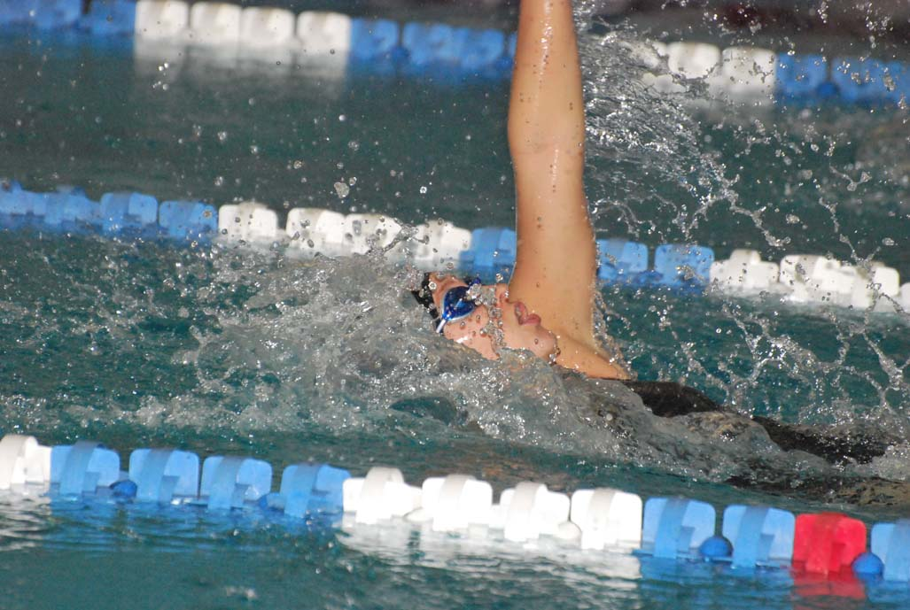 24th MW Swim vs. Lindsey Wilson & Campbellsville Photo