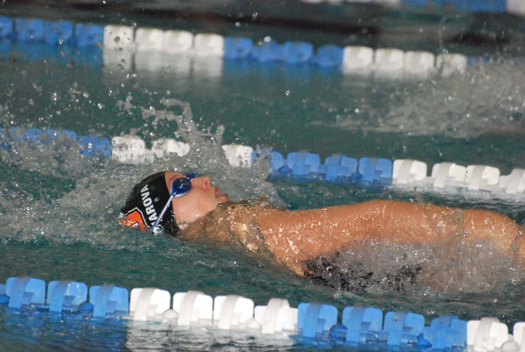 25th MW Swim vs. Lindsey Wilson & Campbellsville Photo