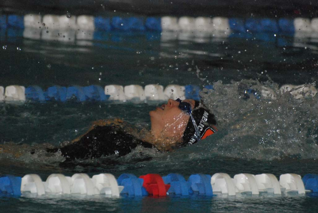 26th MW Swim vs. Lindsey Wilson & Campbellsville Photo
