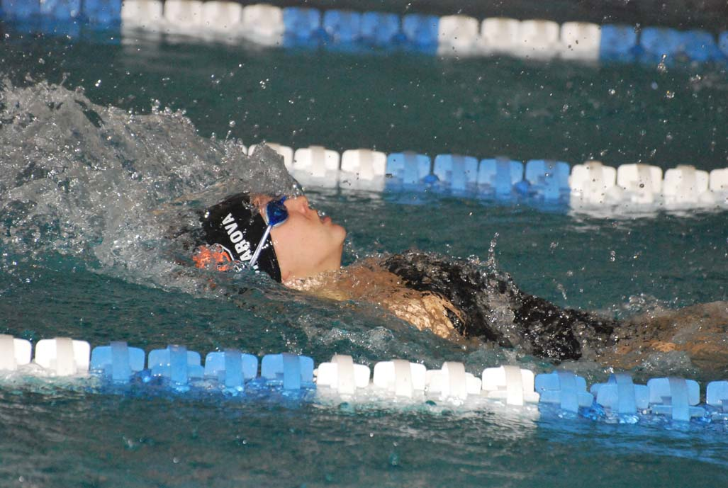 27th MW Swim vs. Lindsey Wilson & Campbellsville Photo