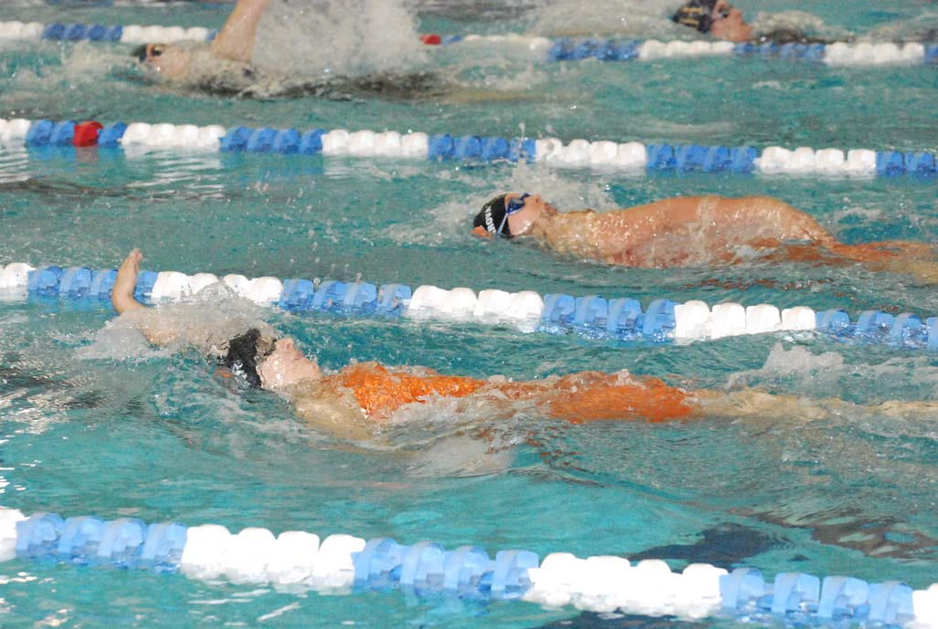 32nd 2014 Union College Winter Invitational Day One Photo